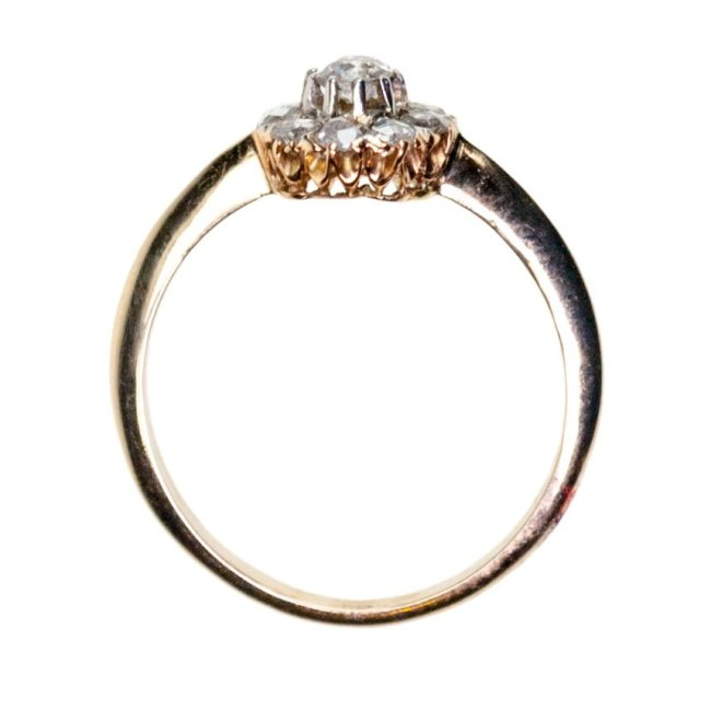 Diamond, Gold Ring 1835GM Image3