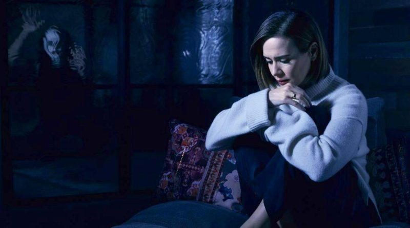 Ally Mayfair-Richards (Sarah Paulson) in American Horror Story: Cult