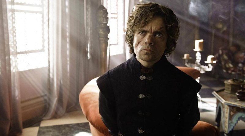 Tyrion Lannister (Peter Dinklage) in Game Of Thrones