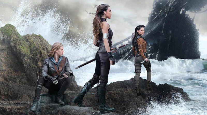 Central characters from The Shannara Chronicles