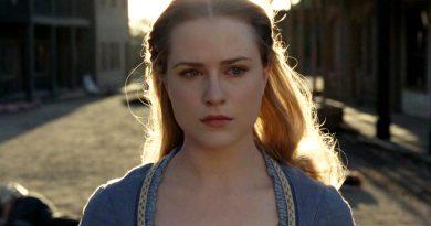 Dolores Abernathy, a host in Westworld