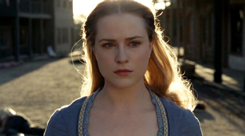 Dolores Abernathy, a host in Westworld