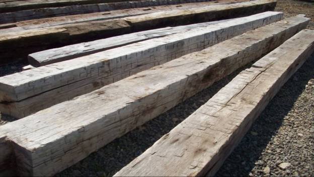 Reclaimed Timbers