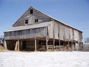 Reclaimed Barns