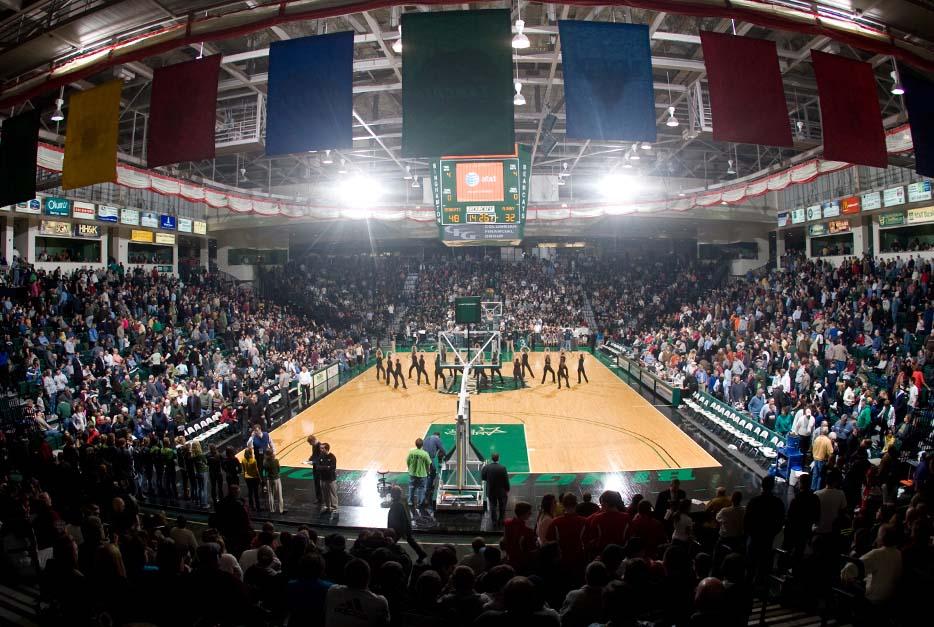 Basketball Daily Photo Nov 09 2010 Binghamton University