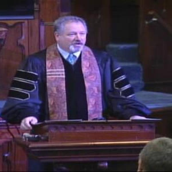 Pastor Arthur Suggs Sermon at First Congregational Service_5138077738148449557