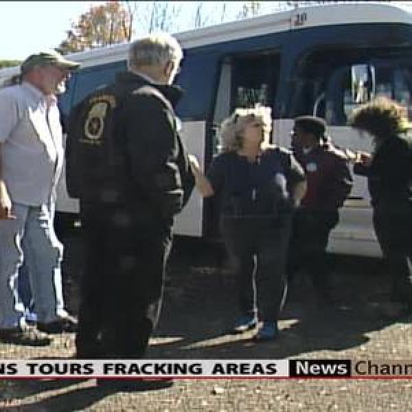 Green Party gubernatorial candidate takes anti-fracking tour_1239958226917671787
