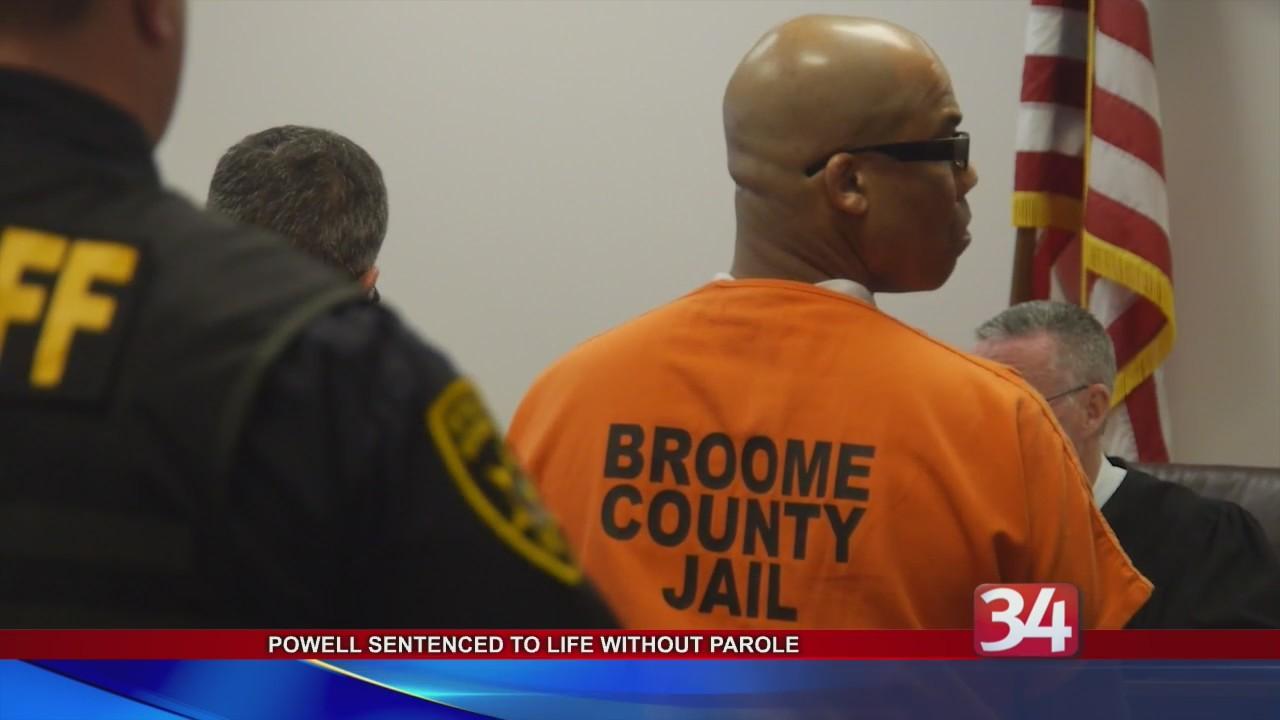 Aaron Powell Sentenced