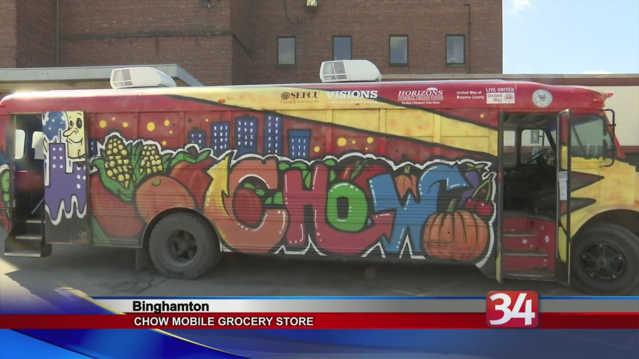 CHOW Mobile Grocery Store