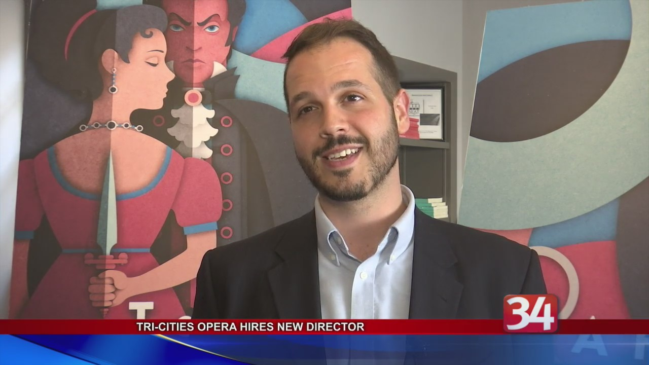 New Director at Tri-Cities Opera