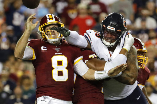 quality design 61733 922b2 Do 0-3 start, national TV loss prompt changes for Redskins ...