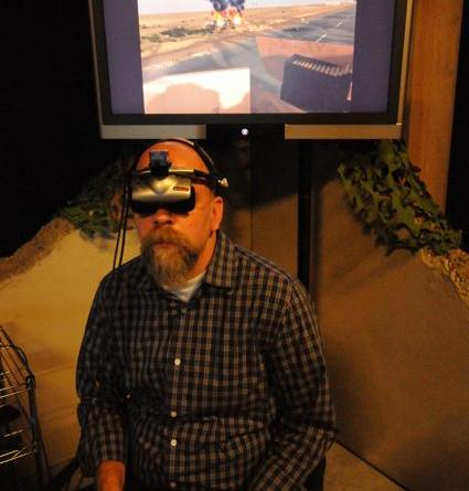 Fighting PTSD with virtual reality