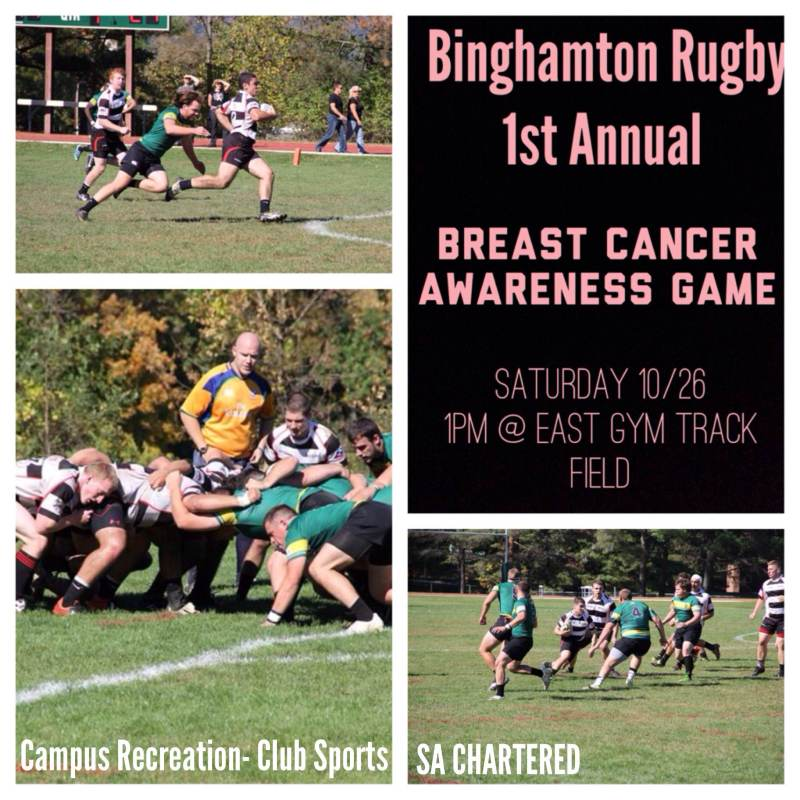 1st Annual Breast Cancer Awareness Game vs Buffalo