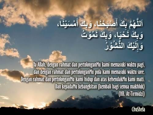 Kata Mutiara Doa Pagi Quotemutiara