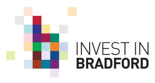 Invest in Bradford Logo