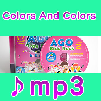 Colors-And-Colors mp3 download esl song