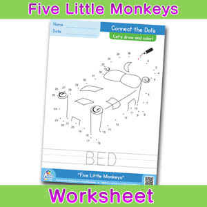Connect the dots free esl worksheet