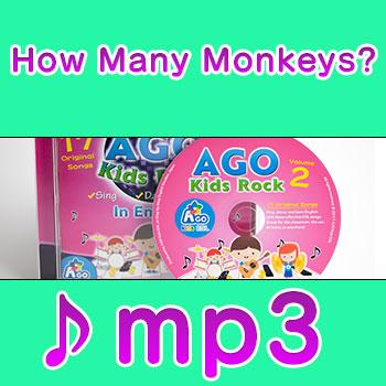 How-Many-Monkeys mp3 esl song download