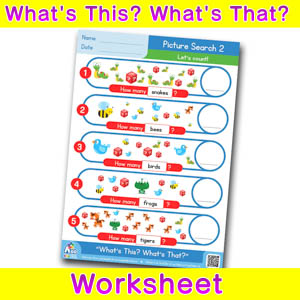Whats this whats that worksheet picture search 2