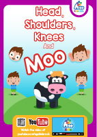 Head Shoulders Knees And Moo