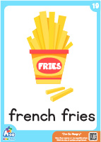 Im So Hungry - french fries