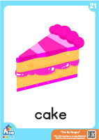 Im So Hungry - cake