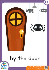 How Many Witches? - by the door