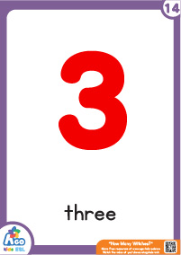 How Many Witches? - three