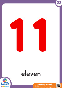 How Many Witches? - eleven