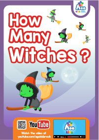 How Many Witches? - front cover