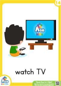 Seven Days In A Week - watch tv