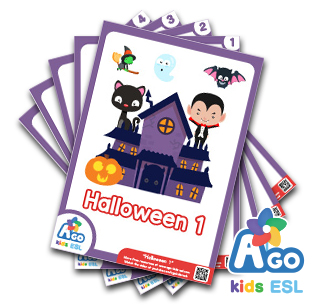 Free ESL Flashcards - Halloween 1