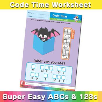 ABCs Alphabet Decoding Worksheets Uppercase B