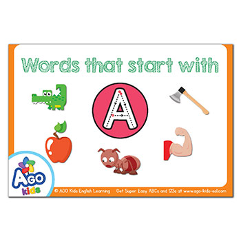 FREE Flashcards that start with the letter A