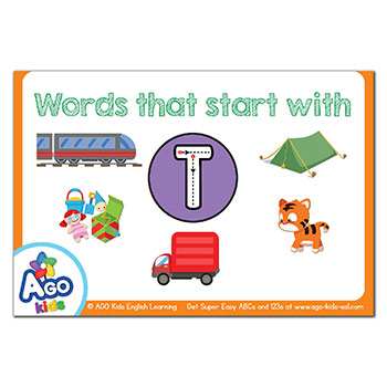 FREE Flashcards that start with the letter T