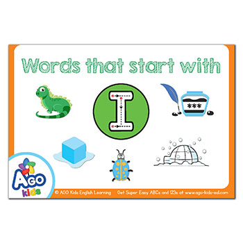 FREE Flashcards that start with the letter I