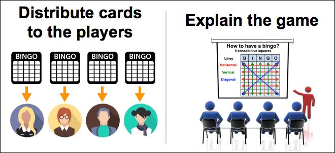 Bingo maker rules