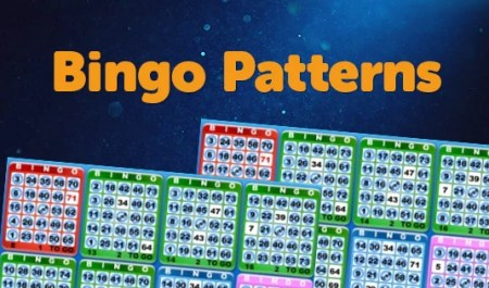 Bingo Patterns   The Different Way of Enjoying Bingo   BingoMania Bingo Games