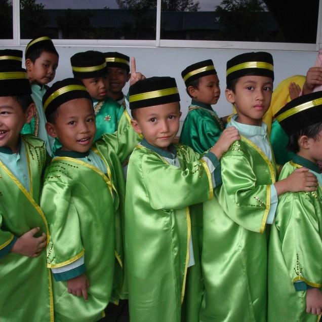 Abang Long's Graduation