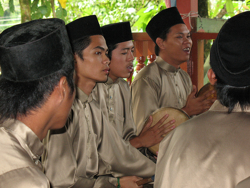 Kompang Boys 2