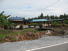 Surau along Jalan Rungkup