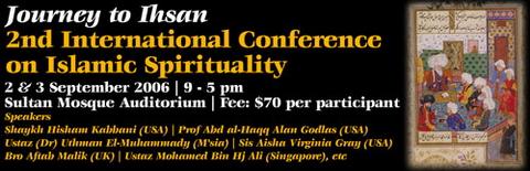 2nd International Conference on Islamic Spirituality