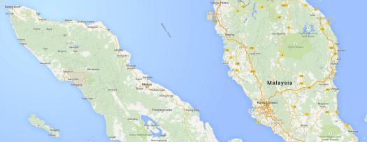 Kuala Batu, in the Southwest Aceh Regency