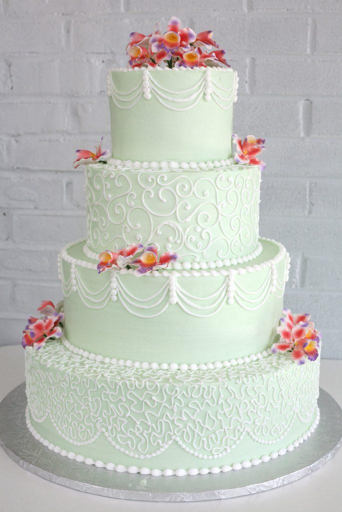 Wedding Cakes Bings Bakery