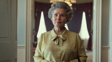 The Crown 5: Imelda Staunton rivela la data d'uscita | VIDEO
