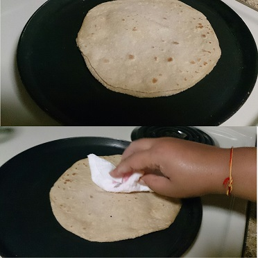 Two Layer Roti