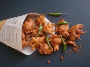 Onion Pakoda (Kanda Bhaji)