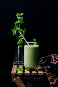 Salted Cucumber Mint Lassi