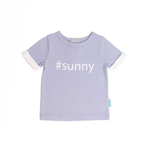 T-shirt short sleeve #sunny