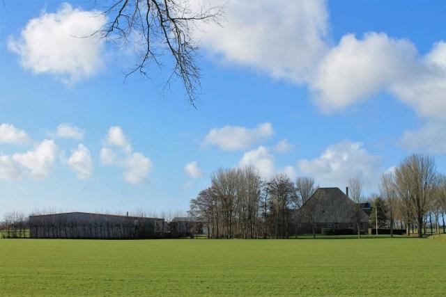 Beemster in Beeld - Boerderij Rijperweg vanaf Jisperweg